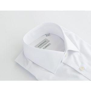 Carpasus Business Hemd Classic Weiss aus Bio-Baumwolle
