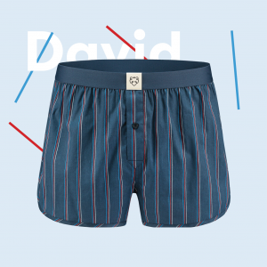 Adam Boxer Short David
