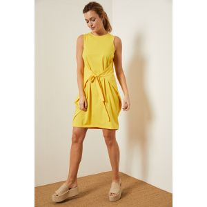 LANIUS_FS19_12149_00_Kleid_sun-yellow_01