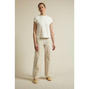 LANIUS_SS21_12452-00_Shirt_cream_02