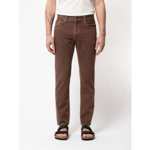 Nudie Jeans Co GRITTY JACKSON Washed brown
