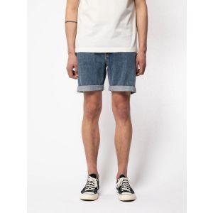 Nudie Jeans Co Josh Shorts Friendly Blue