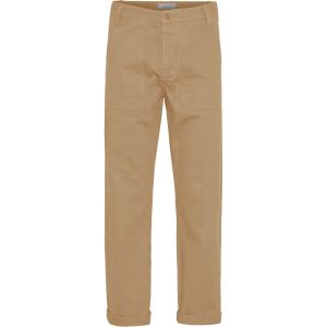 Loose heavy twill pant tuffet