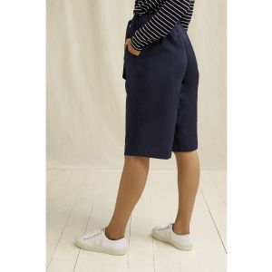 People Tree Samantha Shorts navy